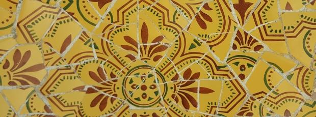 Mosaic - Antoni Gaud