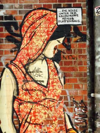 Tegelflicka Berlin